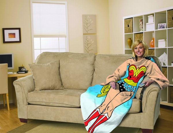 comment mettre un plaid sur un canapé
