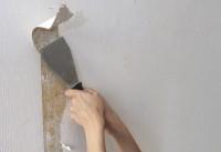 comment enlever papier peint