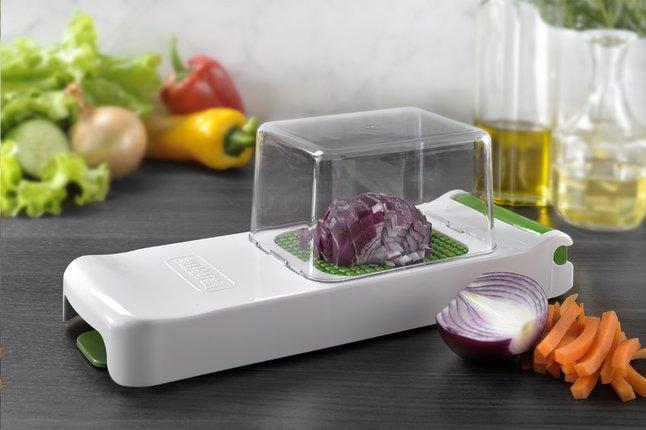 unique design shopping new high Découvrez le hachoir Alligator pour couper vos légumes en cubes